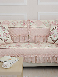 Well Designed Flat Slipcover Pink