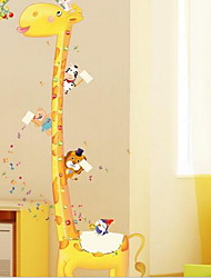 Hand-painted Wall Stickers Affixed Tall Giraffe Blackboard Wall Stickers Affixed Multifunction
