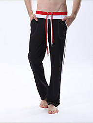 Running Pants/Trousers/Overtrousers / Bottoms Men's Breathable / Quick Dry Yoga / Taekwondo / Exercise & Fitness / Leisure Sports Sports