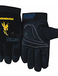 The Mechanic Gloves 10-2660 Pigskin Oil Resistant Wear-Resistant Moisture-Proof Gloves