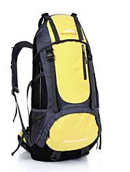 60 L Randonnée pack / Organisateur Voyage Sport de détente Extérieur Etanche / Séchage rapide / Vestimentaire / Respirable AutresNylon /