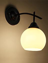 AC 100-240 60w E26/E27 Традиционный/классический Живопись Особенность for Мини,Рассеянный Настенные светильники настенный светильник