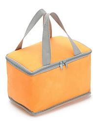 bolso del color del caramelo de aislamiento profesional de encargo no tejida