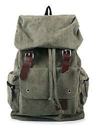 Men Sports Outdoor Backpack Canvas
