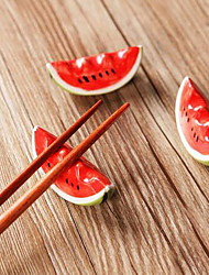 Fruit Ceramic Chopsticks Holder