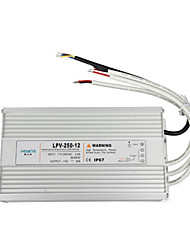 Industrial Supplies LPV-250-12V LED Waterproof Power Switching Power