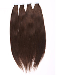 Tape In Hair Extensions 100s Skin Weft PU Remy Hair Extensions Virgin Brazilian Hair Adhesive Cheap Glue Skin Weft