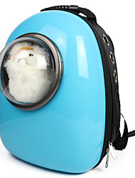 Cat / Dog Carrier & Travel Backpack / Astronaut Capsule Carrier Pet Carrier Portable / Breathable Blue / Pink / Yellow / Rose Plastic