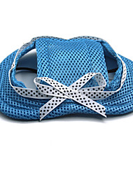 Cat / Dog Bandanas & Hats Red / Blue / Pink / Orange / Dark Blue Summer / Bowknot Fashion-Lovoyager
