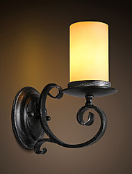 Wall Light Fixture,Black