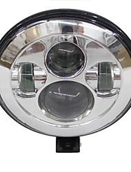 1 pcs clássico de alta intensidade IP68 40W Cree levou luz de trabalho luz de trabalho circular
