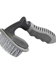 llanta cepillo limpio y cepillo multifuncional para la herramienta de lavado de coches