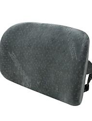 43 * 28 Samt und Baumwolle Autositz zurück grau