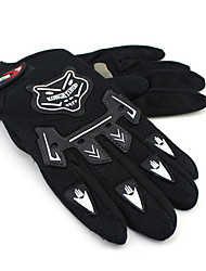 Simple And Stylish Motorcycle Full Finger Gloves Drop Resistance UV Breathable Wear Non-Slip