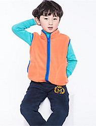 Boy's Cotton Vest,Spring Solid