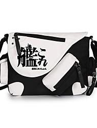 Bag Inspired by Kantai Collection Cosplay Anime Cosplay Accessories Bag / Backpack Black Nylon Male / Female