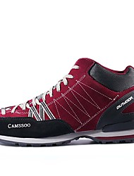 Camssoo Men's Hiking Mountaineer Shoes Spring / Summer / Autumn / Winter Damping / Wearable Shoes Red 40-44