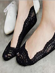 Women Medium Socks,Nylon