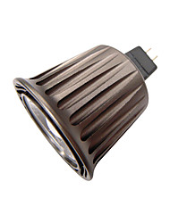 YouOKLight MR16 5W 340lm COB LED White/Warm White Light Spotlight - Dark Golden (AC / DC 12V)