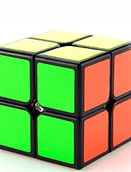 Yongjun® Гладкая Speed Cube 2*2*2 профессиональный уровень Кубики-головоломки черный увядает / Кот / Оранжевый Пластик
