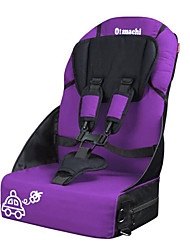 Purple Car Child Safety Seat Cushion Portable Increased