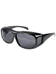Riding Sand Proof Mirror Sunglasses Glasses Night Vision  Glasses Driver Myopia Driving Glasses