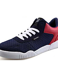 Men's Shoes PU / Fabric / Patent Leather Outdoor / Athletic / Casual Sneakers / Casual Sneaker Flat HeelOthers