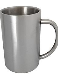 Becher coffeestainless Stahl