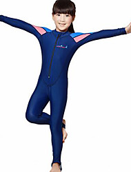 Dive&Sail Kid's 2mm Wetsuits Dive Skins Full Wetsuit Ultraviolet Resistant Compression Full Body Tactel Diving Suit Long SleeveDiving