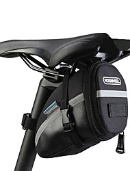 Bolsas Maletero Listo para vestir Ciclismo Poliéster Negro Roswheel