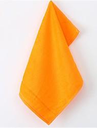 """100%бамбуковое волокно-27*48cm(10""""*19"""")-Однотонный-Полотенца для мытья"""