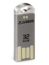 unidad flash USB a prueba de agua creativa del metal del teclast Mini u disco 32gb usb2.0