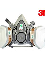 3m6200 маска семь частей картины маски респиратора труда поставок оптовых