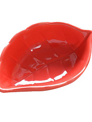 Random Color Dinning Snack Dish Plate Tray