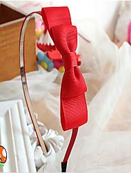 Girls Hair Accessories,Summer Viscose Pink / Red