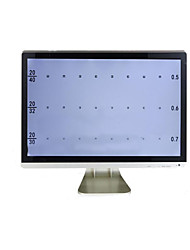 A 21.5 -Inch LCD Eye Chart, Eyesight Detector, Glasses Optometry Equipment.Vc-1