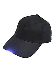 Running Cap Hat Unisex Breathable Ultraviolet Resistant Reflective Trim/Fluorescence forCamping / Hiking Fishing Exercise & Fitness Golf