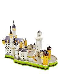 Neuschwanstein Castle 3D Puzzle  of famous buildings