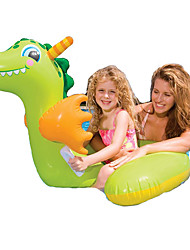 Animal model Mounts Adult Children Paddle Toys Inflatable Water Mounts Chair Float Raft Float For Swimming Pool
