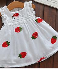 2016 new summer wear cotton dress baby girls, Korean Princess Dress