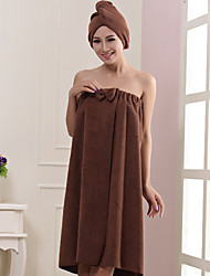 Microfiber  Solid Color Bow Solid Color Bra Bath Towel Quick-drying Rub Scarf Two-piece