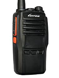 LT-188H VHF Rádio de Comunicação 10W 16 136 - 174 MHz 2800mAh(Li-Ion) 5 - 10 kmProgramável com Software de PC / Função de Poupança de