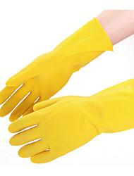 оптовые корейские предметы первой необходимости, импортированные латексные перчатки, бытовые чистящие перчатки, короткие, утолщенные тип