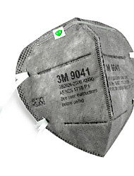 3M-9041 PM2.5 Dust Masks Formaldehyde Anti Haze Exhaust Odor Activated Carbon Masks