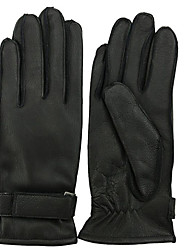 M Code Dirt Soft And Durable Deerskin Gloves Warm Fashion
