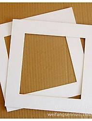 Cadres Moderne/Contemporain Rectangulaire,Papier 2pcs Petit