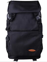 Women PU Formal Backpack Blue Gray Black