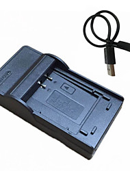 BK1 Micro USB Mobile Camera Battery Charger for Sony DSC-W190 S750 S780 S950 S980 W370