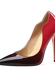 Women's Shoes Microfibre / Patent Leather Spring / Summer  / Office & Career / Party & Evening / Dress / Casual