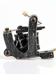 handgemaakte tattoo machine shader 10 coils gietijzer machines hot supply